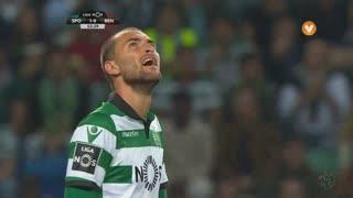 Sporting CP, Jogada, Bas Dost aos 54'