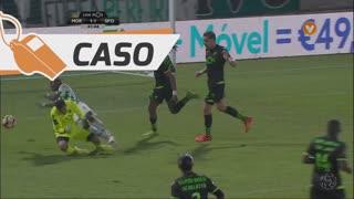 Moreirense FC, Caso, E. Boateng aos 41'