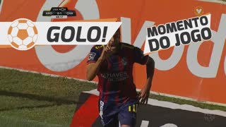 GOLO! GD Chaves, Perdigão aos 44', FC Arouca 0-1 GD Chaves