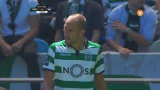 Sporting CP, Jogada, Bas Dost aos 74'