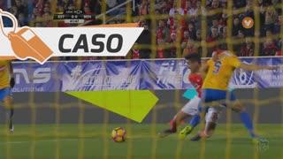 SL Benfica, Caso, André Almeida aos 42'