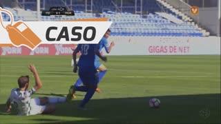 Moreirense FC, Caso, Chico Geraldes aos 57'