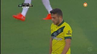 Vitória FC, Jogada, Pedrinho aos 45'