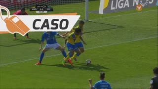 FC Arouca, Caso, Kuca aos 13'