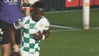 Moreirense FC, Jogada, E. Boateng aos 62'
