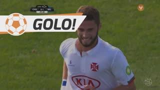 GOLO! Belenenses, Domingos Duarte aos 30', GD Chaves 0-1 Belenenses