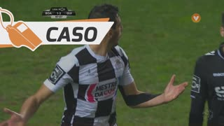 Boavista FC, Caso, Erivelto aos 88'
