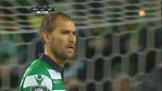 Sporting CP, Jogada, Bas Dost aos 1'
