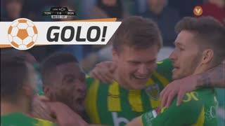 GOLO! CD Tondela, V. Lystsov aos 45'+1', CD Tondela 1-0 Boavista FC