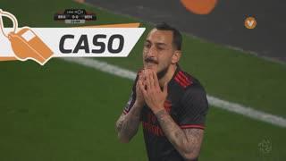 SL Benfica, Caso, K. Mitroglou aos 22'