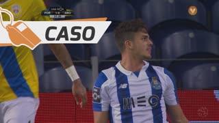 FC Porto, Caso, André Silva aos 58'