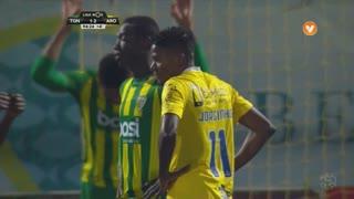 FC Arouca, Jogada, Jorginho Intima aos 90'+5'