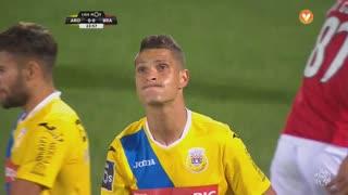 FC Arouca, Jogada, Zequinha aos 24'