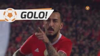GOLO! SL Benfica, K. Mitroglou aos 35', SL Benfica 2-0 FC Arouca
