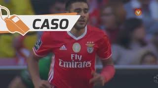 SL Benfica, Caso, Salvio aos 15'