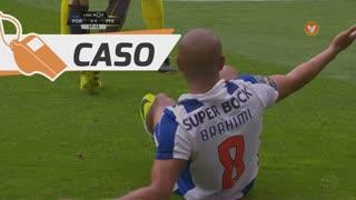 FC Porto, Caso, Brahimi aos 38'