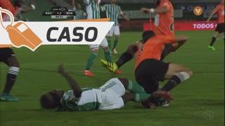 Rio Ave FC, Caso, Yazalde aos 85'