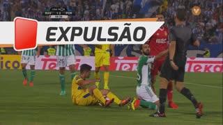 Rio Ave FC, Expulsão, Marcelo aos 58'