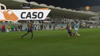 Moreirense FC, Caso, Pierre Sagna aos 90'+4'