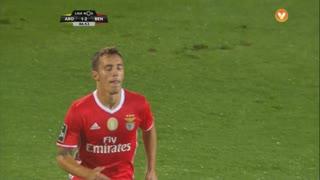 SL Benfica, Jogada, Álex Grimaldo aos 87'