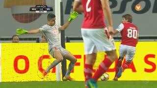 SC Braga, Jogada, Xeka aos 36'