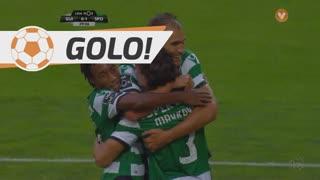 GOLO! Sporting CP, Markovic aos 29', Vitória SC 0-1 Sporting CP