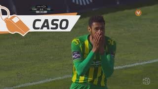 CD Feirense, Caso, Tiago Silva aos 81'