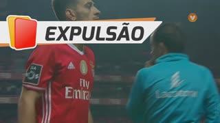 SL Benfica, Expulsão, Pizzi aos 90'+4'