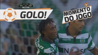 GOLO! Sporting CP, Gelson Martins aos 27', Sporting CP 1-0 Moreirense FC