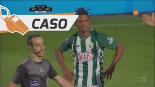 SC Braga, Caso, F. Cartabia aos 87'