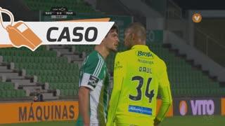 Rio Ave FC, Caso, Gonçalo Paciência aos 25'