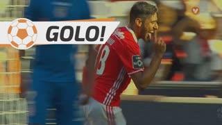 GOLO! SL Benfica, Salvio aos 61', SL Benfica 2-0 CD Feirense