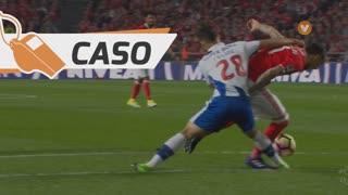 SL Benfica, Caso, K. Mitroglou aos 57'