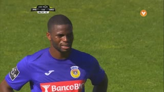 FC Arouca, Jogada, Sami aos 45'+1'