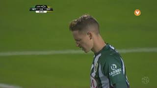 Vitória FC, Jogada, Nuno Santos aos 43'