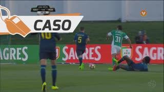 Rio Ave FC, Caso, Gil Dias aos 30'