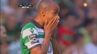 Sporting CP, Jogada, João Mário aos 12'