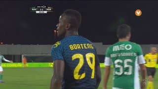 Moreirense FC, Jogada, E. Boateng aos 66'
