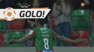 GOLO! Marítimo M., A. Keita aos 37', Marítimo M. 1-0 GD Chaves