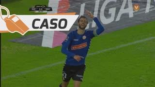 CD Nacional, Caso, Rui Correia aos 26'