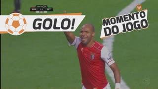 GOLO! SC Braga, Wilson Eduardo aos 58', SC Braga 2-1 Vitória FC