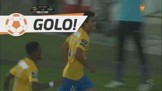 GOLO! Estoril Praia, Gustavo Tocantins aos 76', Estoril Praia 2-0 CD Tondela