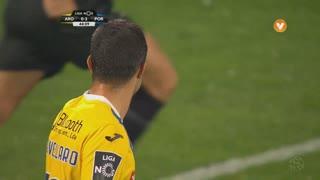 FC Arouca, Jogada, Crivellaro aos 45'