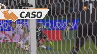 Vitória SC, Caso, Hernâni aos 42'