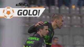 GOLO! Sporting CP, Bas Dost aos 68', Moreirense FC 2-2 Sporting CP