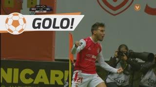 GOLO! SC Braga, Ricardo Horta aos 5', SC Braga 1-0 Belenenses