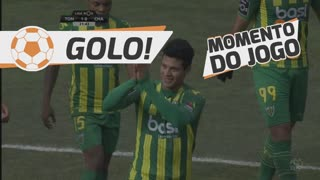 GOLO! CD Tondela, Y. Osorio aos 22', CD Tondela 1-0 GD Chaves