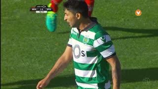Sporting CP, Jogada, Alan Ruiz aos 17'
