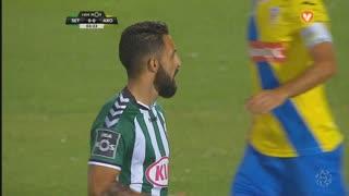 Vitória FC, Jogada, Costinha aos 3'