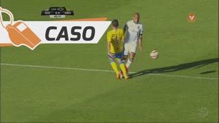 Vitória SC, Caso, Bruno Gaspar aos 42'